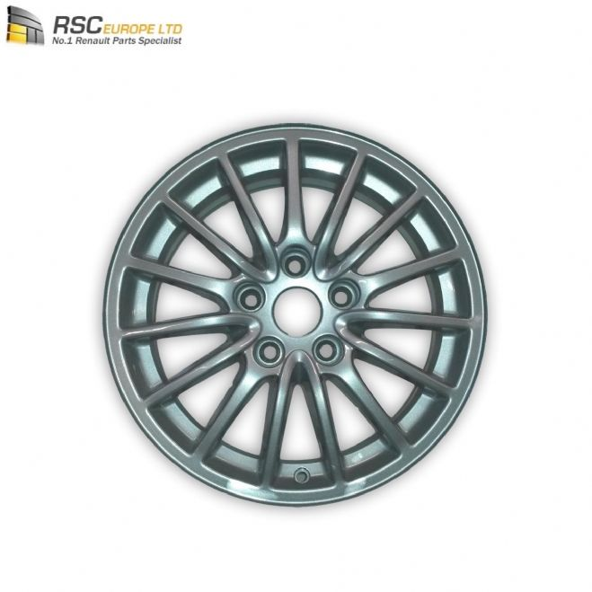 "BRAND New Renault Laguna III 2008 > 2013 16"" Inch Alloy Wheel - Broadway 403008558R"